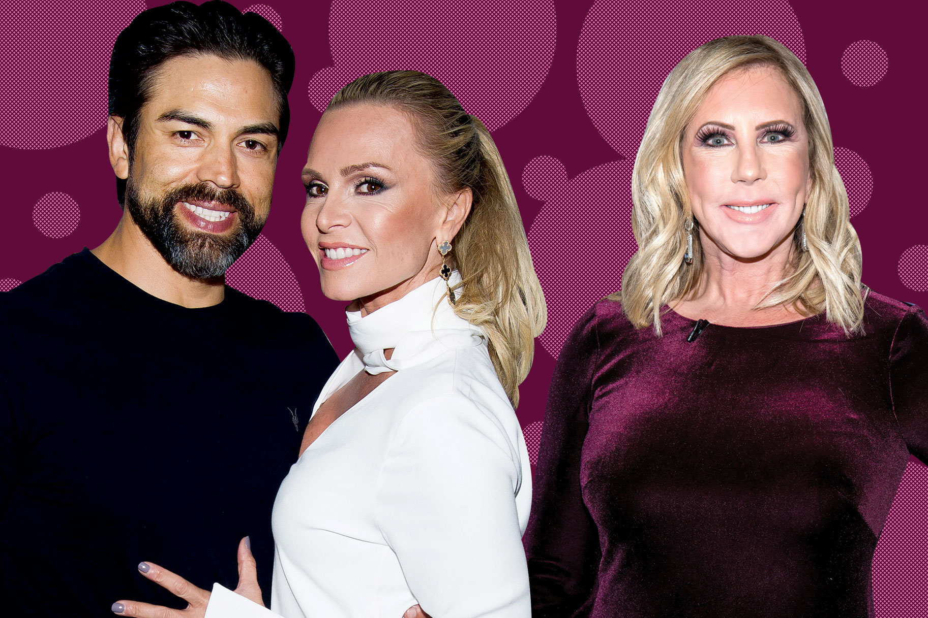 How Do Tamra and Eddie Judge Really Feel About Being Neighbors with Vicki Gunvalson?