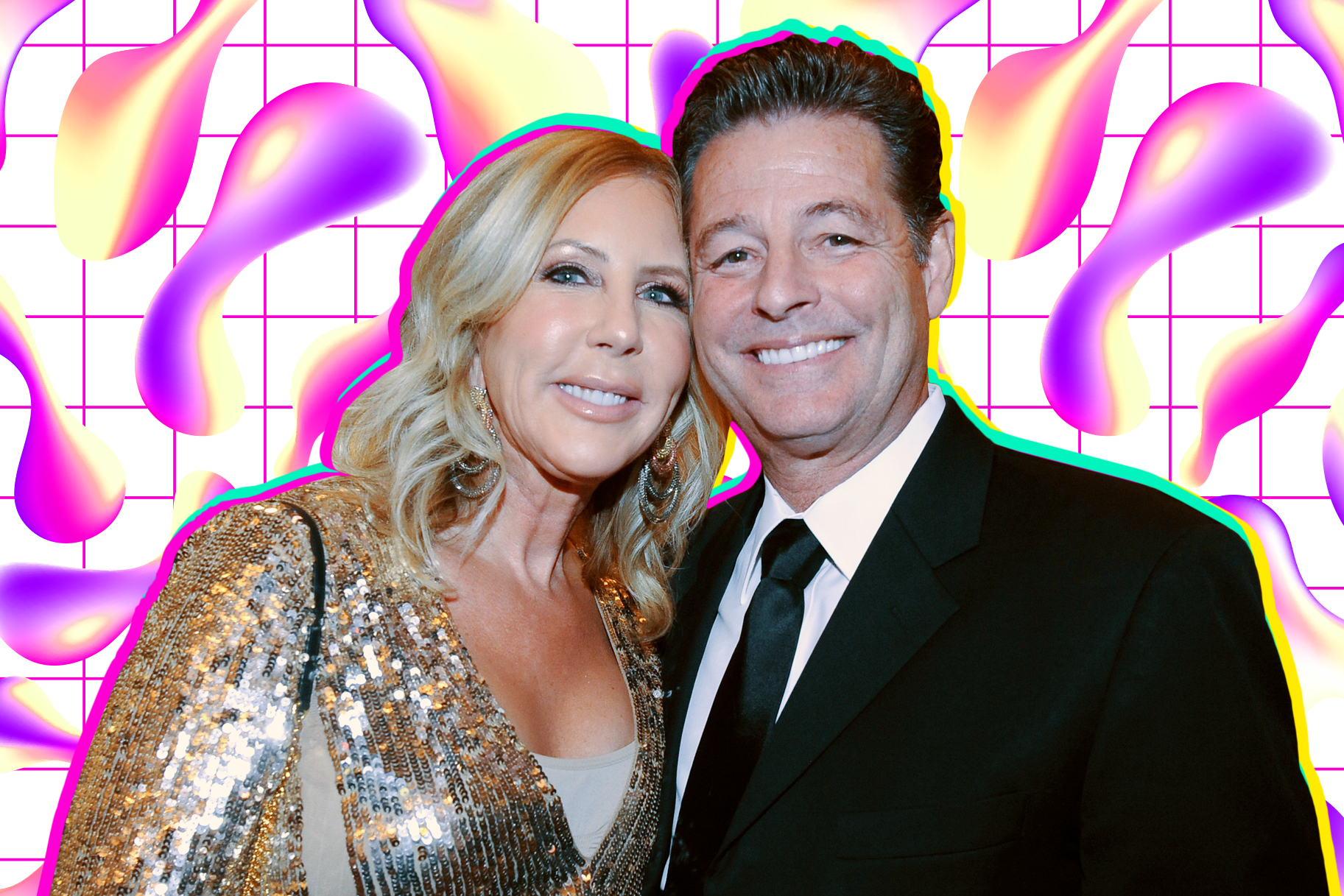 Whoa, Vicki Gunvalson and Steve Lodge Are in the Midst of a Major Renovation