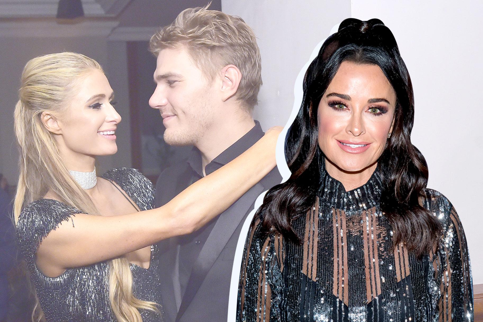 Was Kyle Richards Surprised When Paris Hilton Called Off Her Engagement?