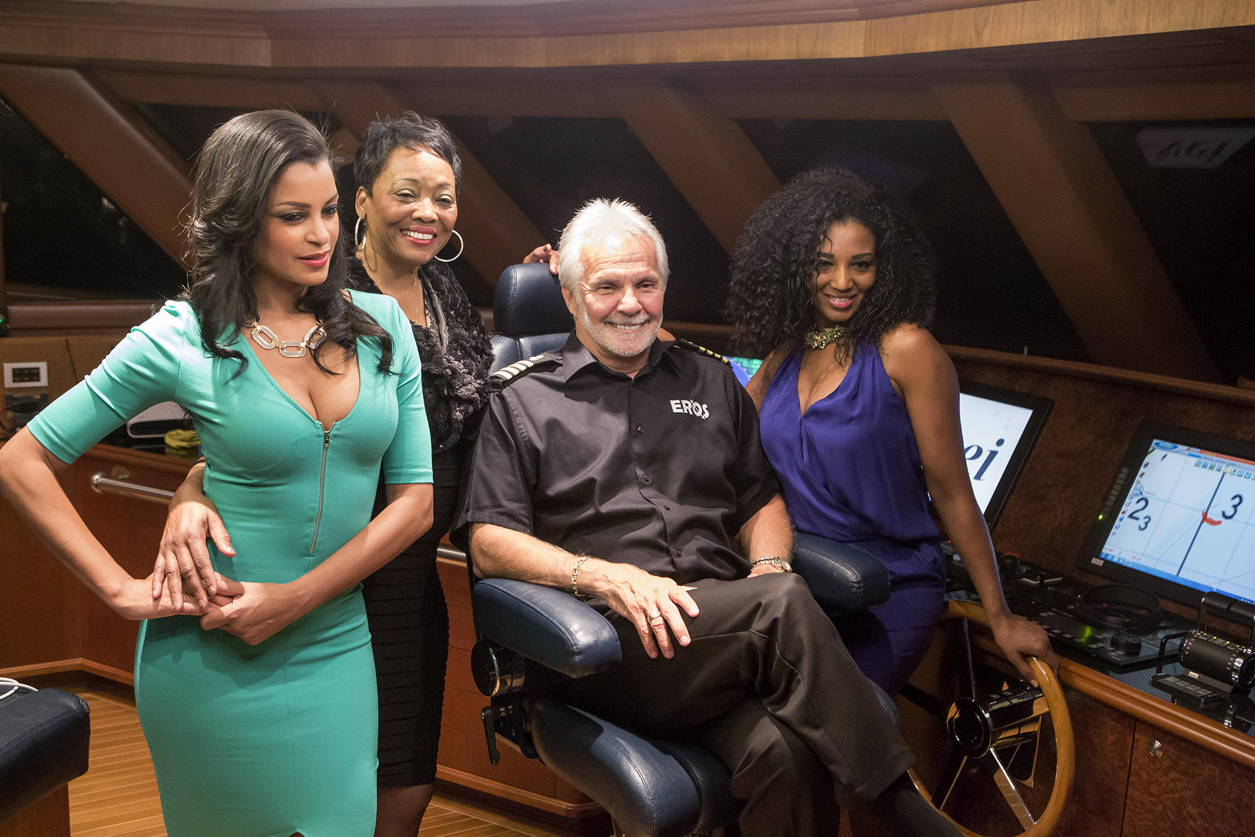 What You Didnt See When The Atlanta Housewives Went Below Deck Below Deck P Os
