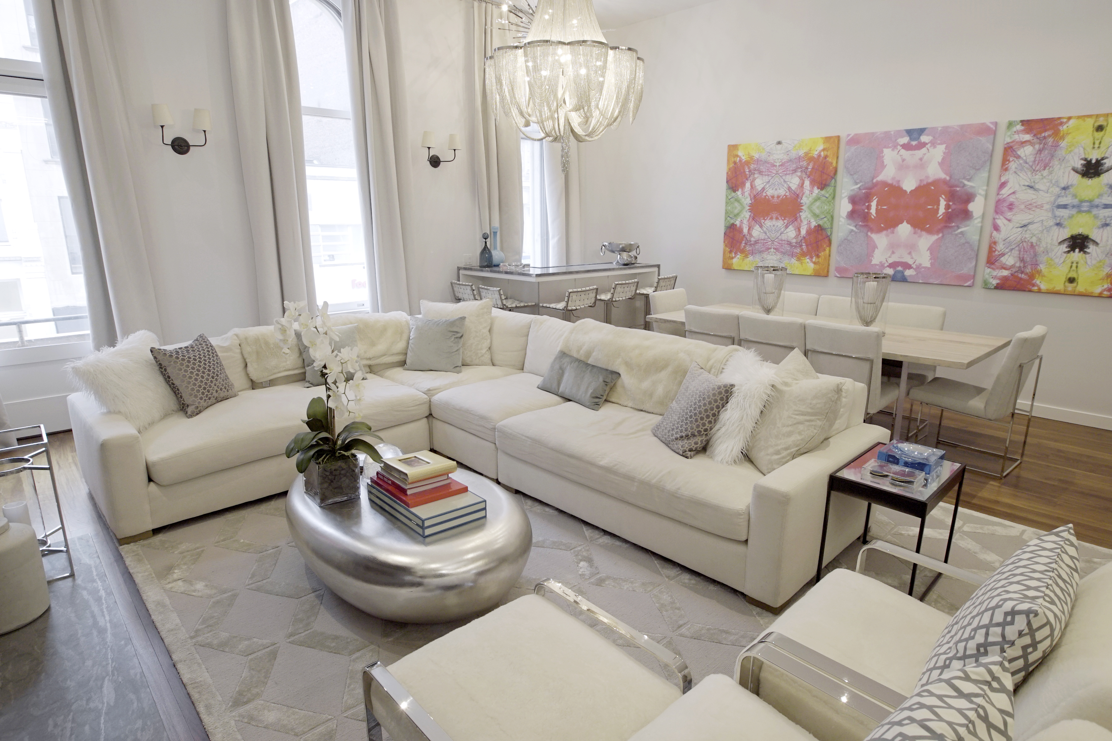 Go Inside Bethenny S Brand New Apartment The Real Housewives Of York City Photos