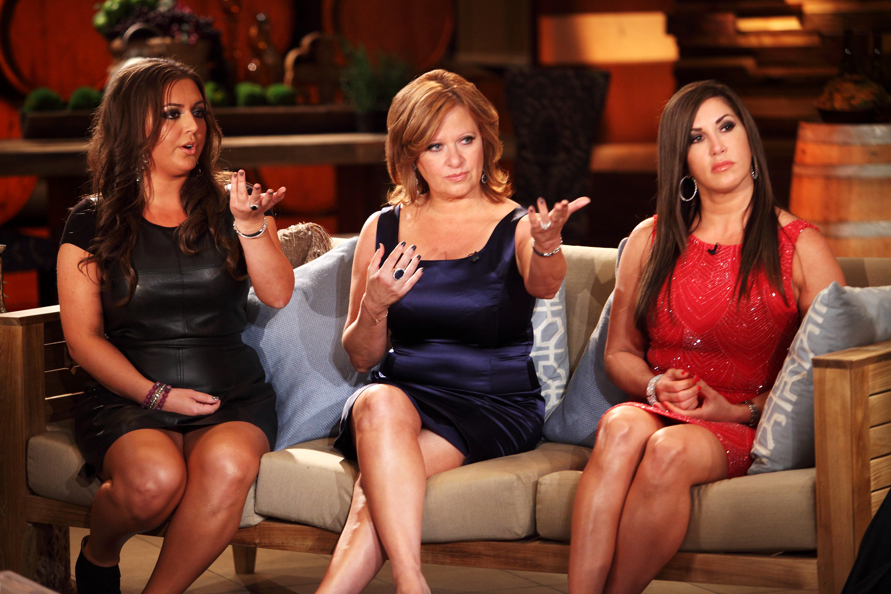 Watch Episode 21: Reunion Part 1 | The Real Housewives of