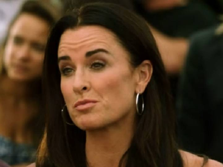 Kyle Richards Guest Stars On Csi The Daily Dish