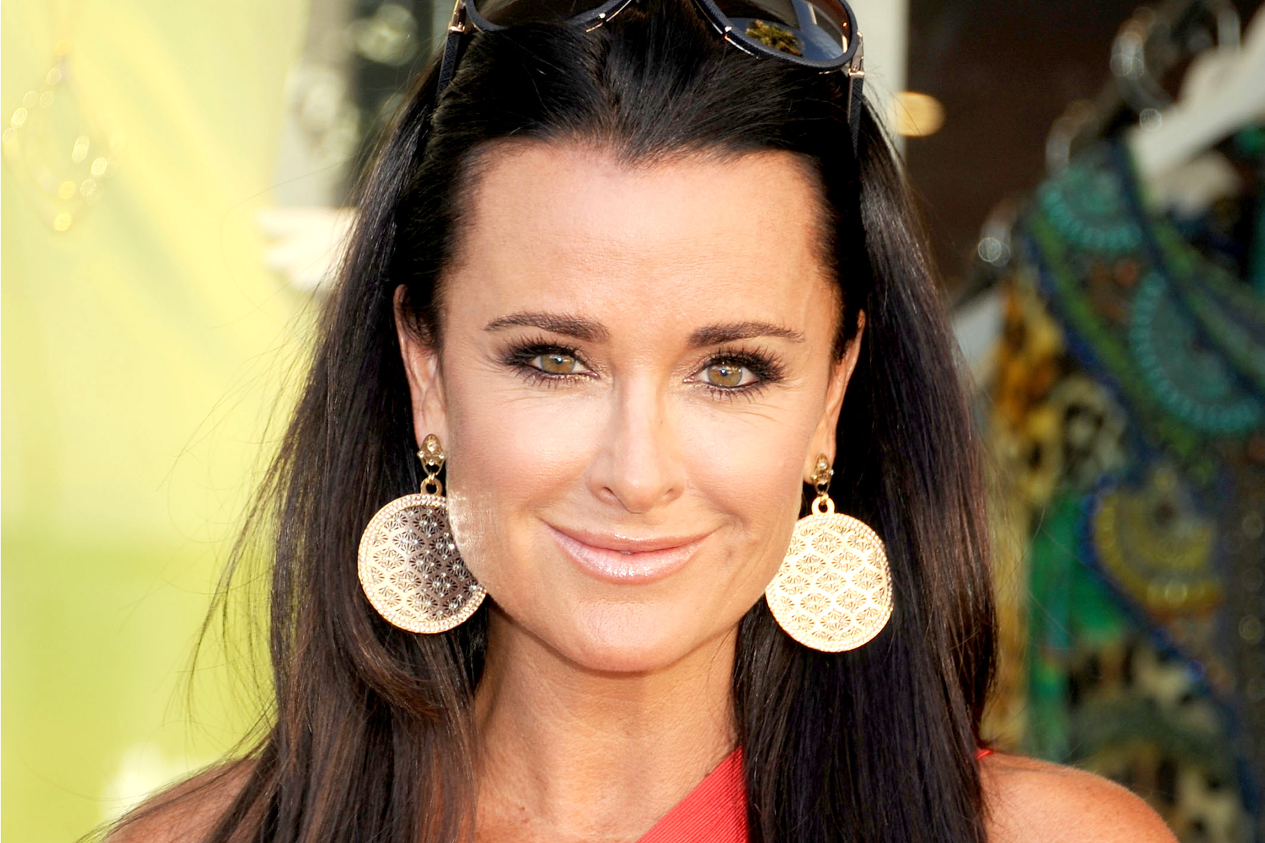How Does Kyle Richards Stay In Shape The Daily Dish