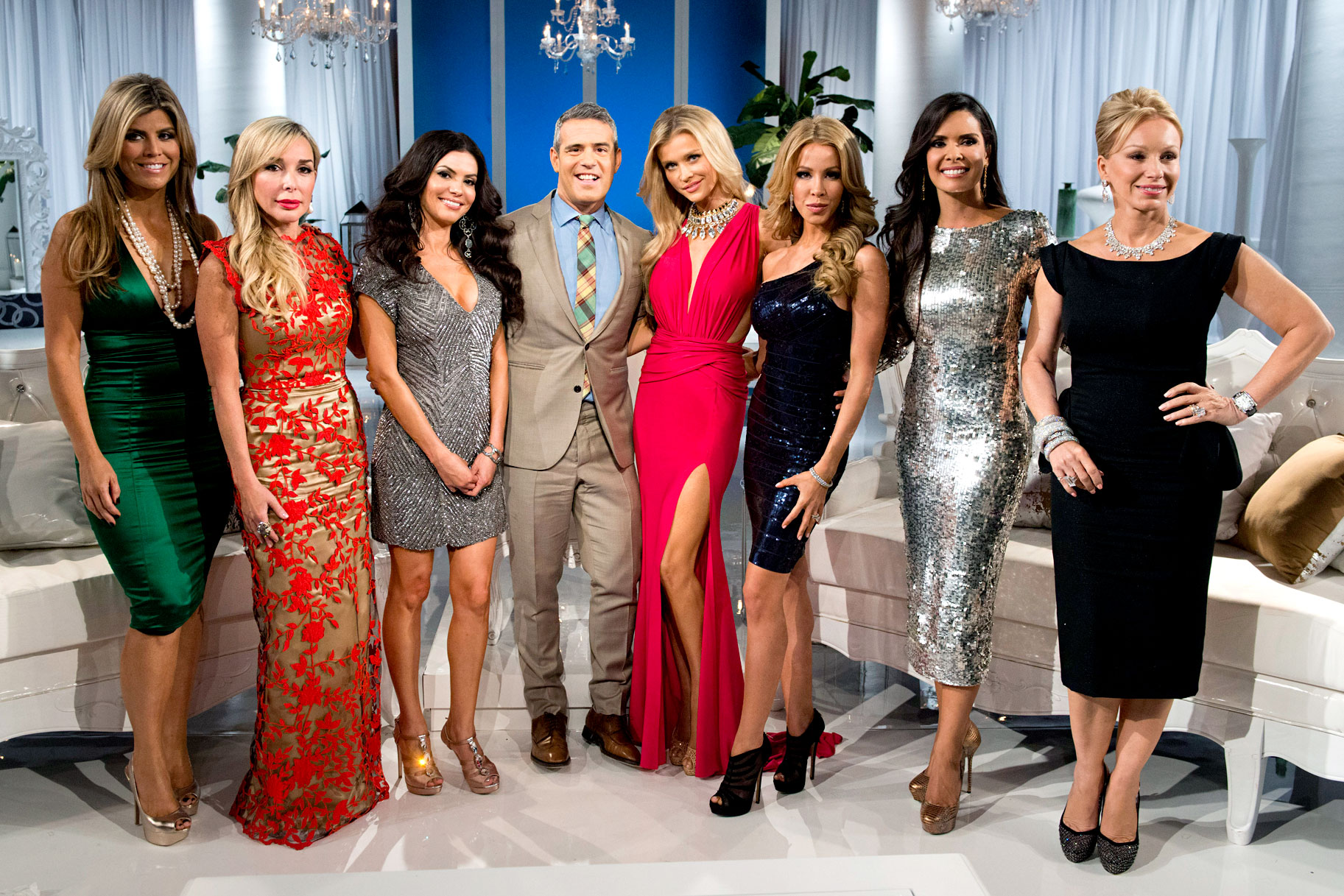 Reunion Part 2: Alexia and Elsa Weigh in | The Real Housewives of ...