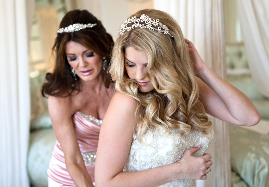 Pandora and Jason's Wedding Album | The Real Housewives of Beverly ...