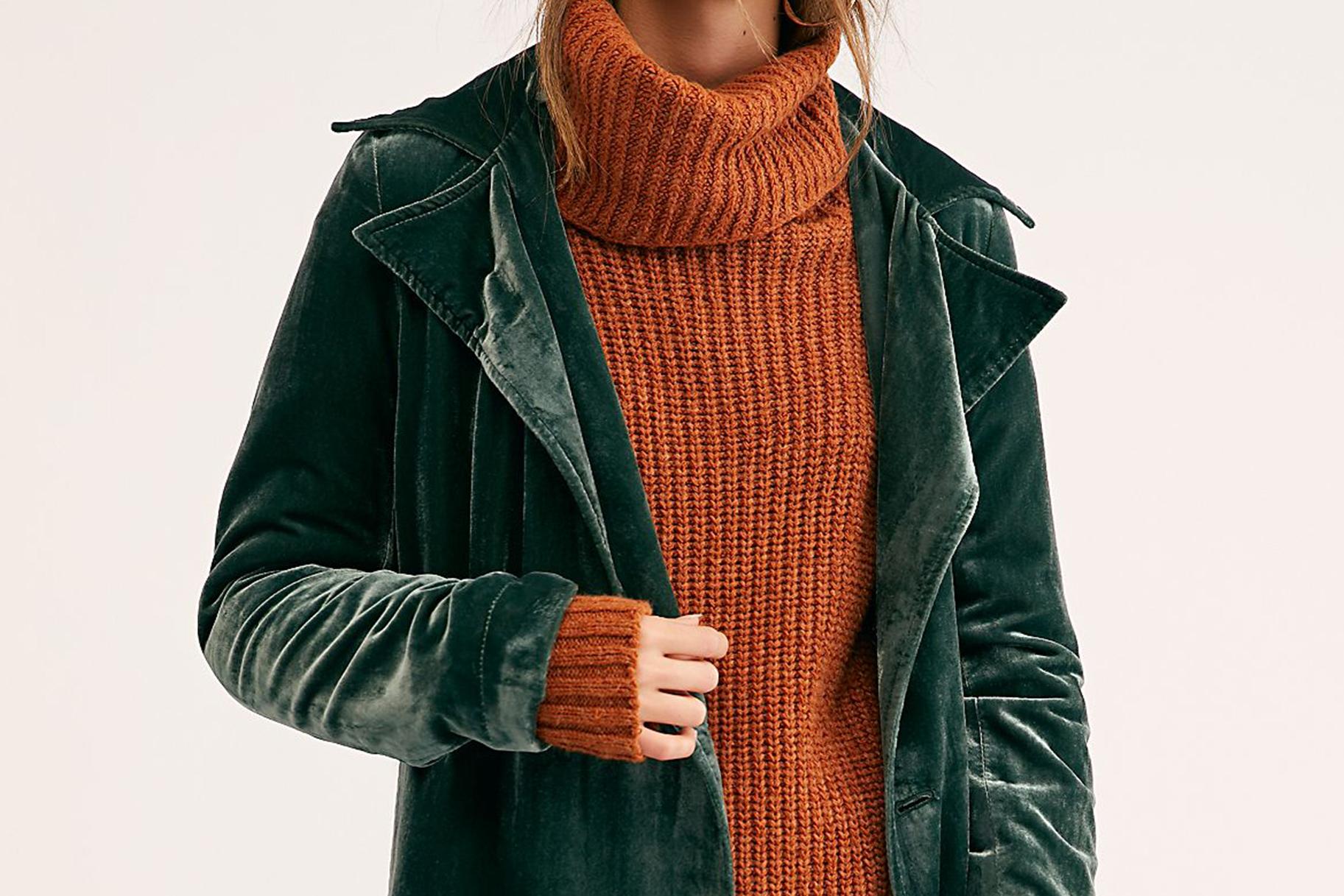 Velvet Fashion Trend Clothing Accessories In Velvet Style Living