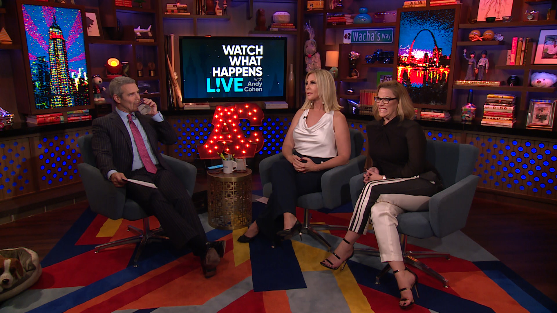 After Show: Vicki Gunvalson Whooped it Up with Ramona Singer