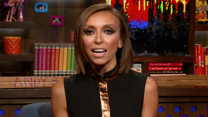 After Show: What Keeps Giuliana Strong