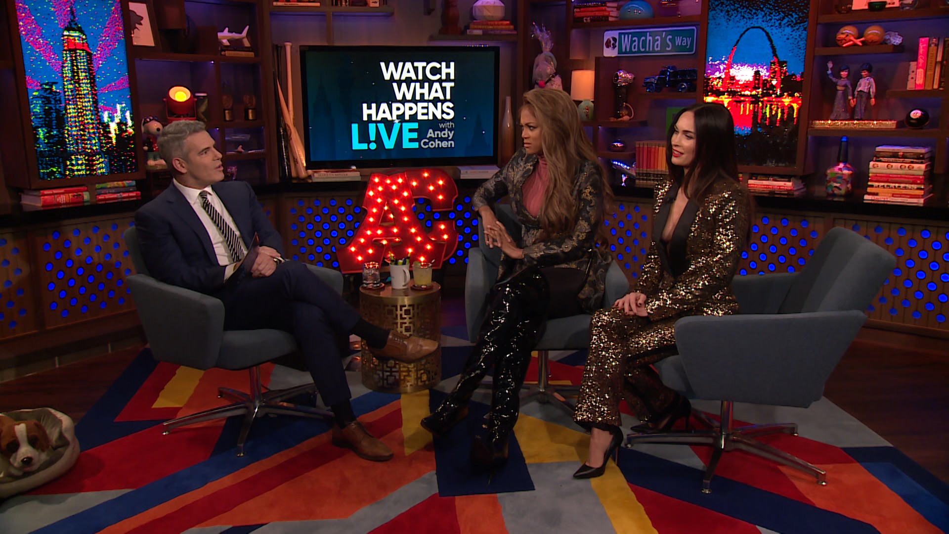 After Show: Tyra Banks Has Love for Ashley Graham