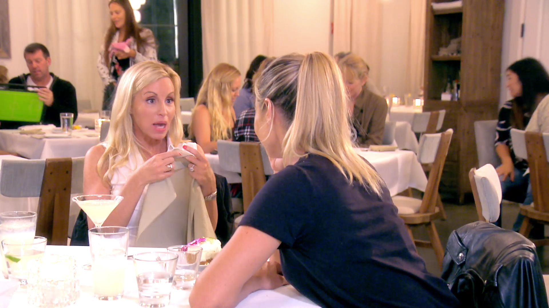 Camille Grammer Has a LOT of Opinions About the Other Ladies