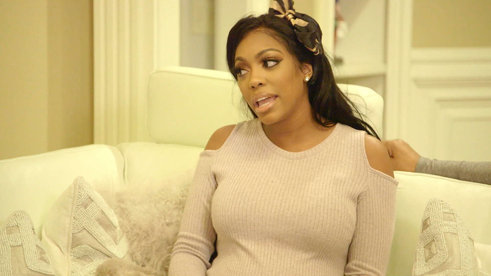 Porsha Williams Clashes with Mama Gina