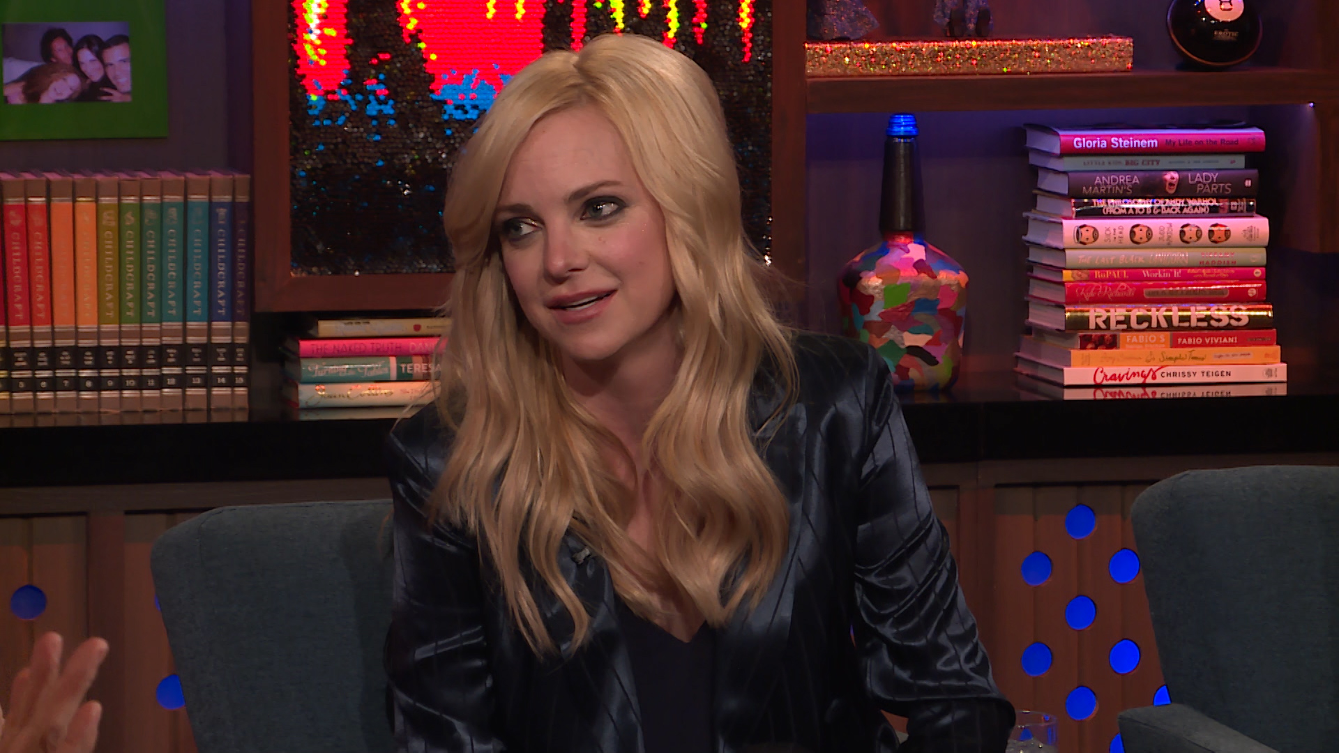 Anna Faris is Asked About a 'House Bunny' Sequel