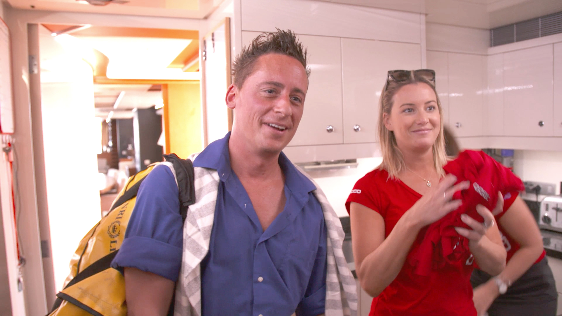Ben Robinson Returns to Below Deck Mediterranean