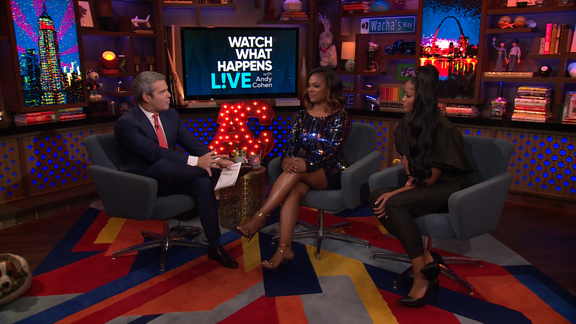After Show: Kandi Burruss on Meeting Obama