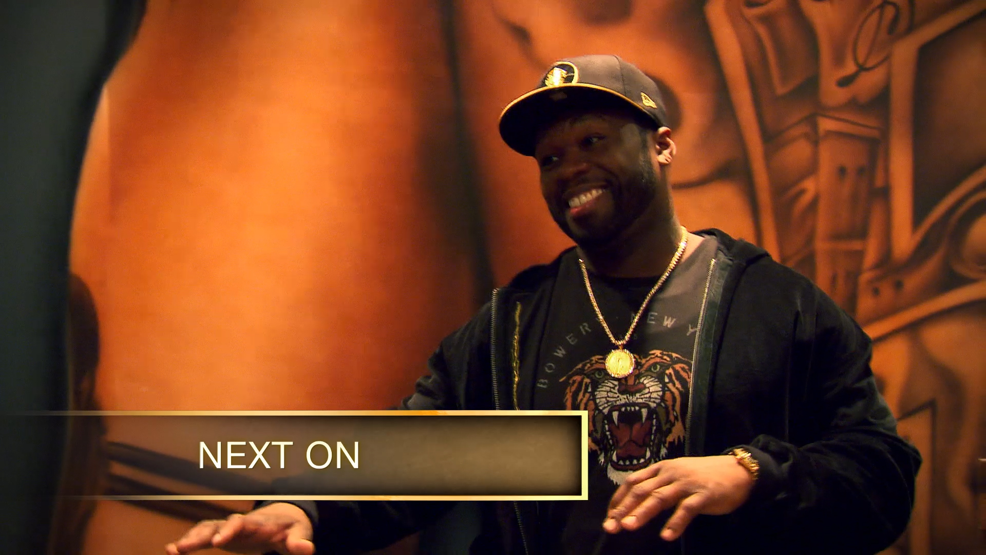 Next on MDLNY: Your First Look at 50 Cent's Crib