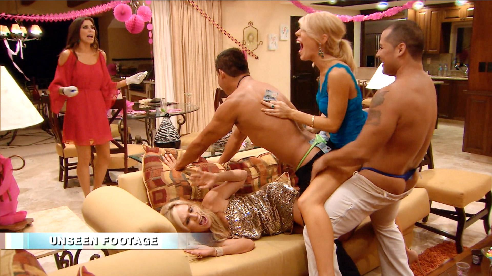 Real Housewives Of Orange County Bikini