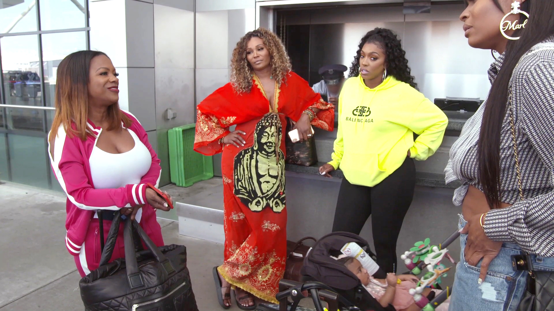 Your First Look at the Atlanta Housewives' Trip to Greece!