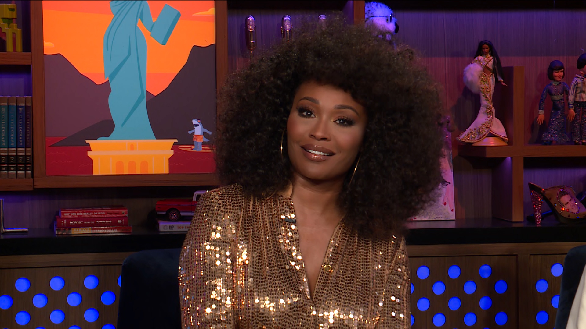Cynthia Bailey to Live in Los Angeles with Boyfriend Mike