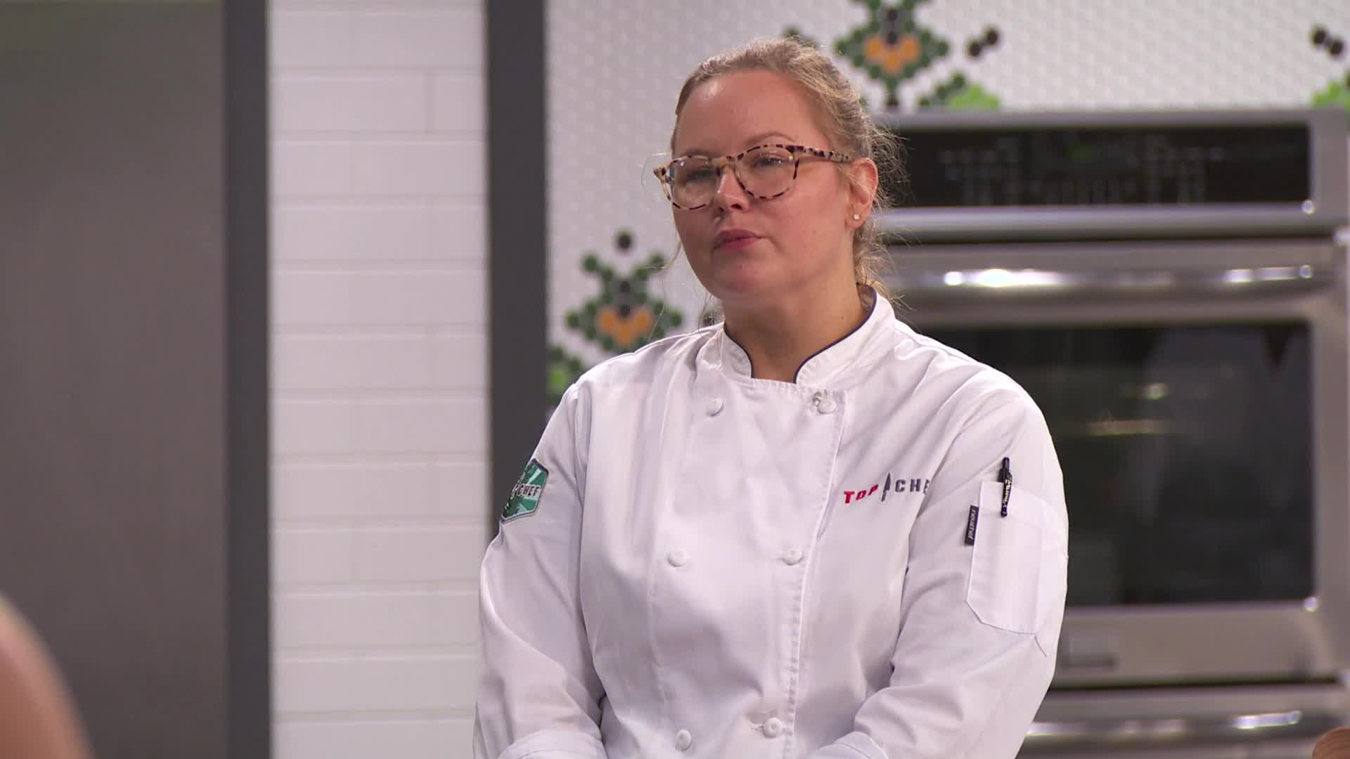 Can the Chefs Keep Their Cool During This Quickfire Challenge?