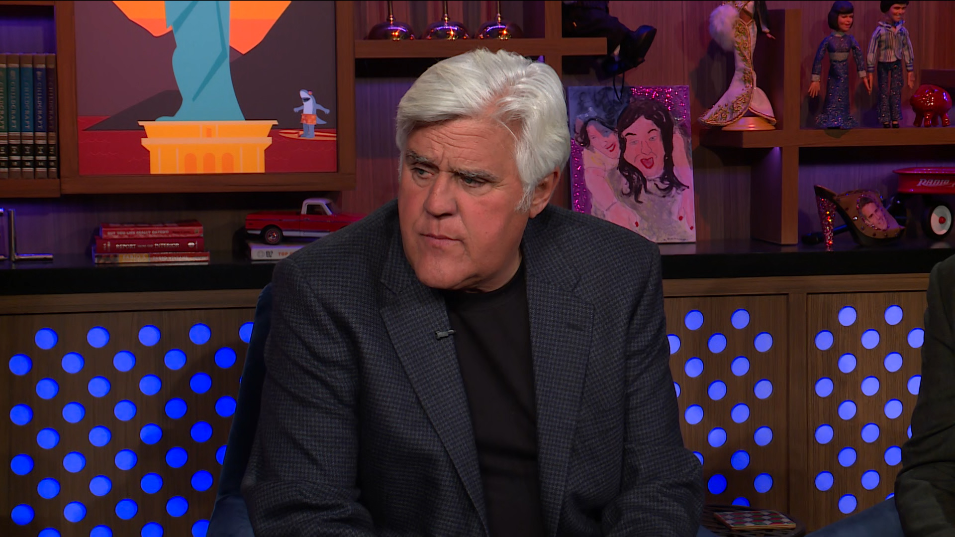 Jay Leno Clears the Air About David Letterman