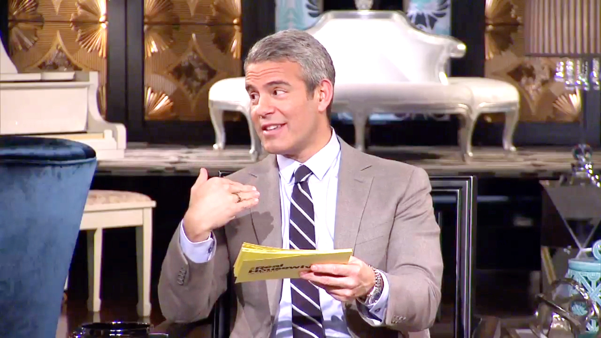 Andy Cohen's Best Reunion Part 1 Reads