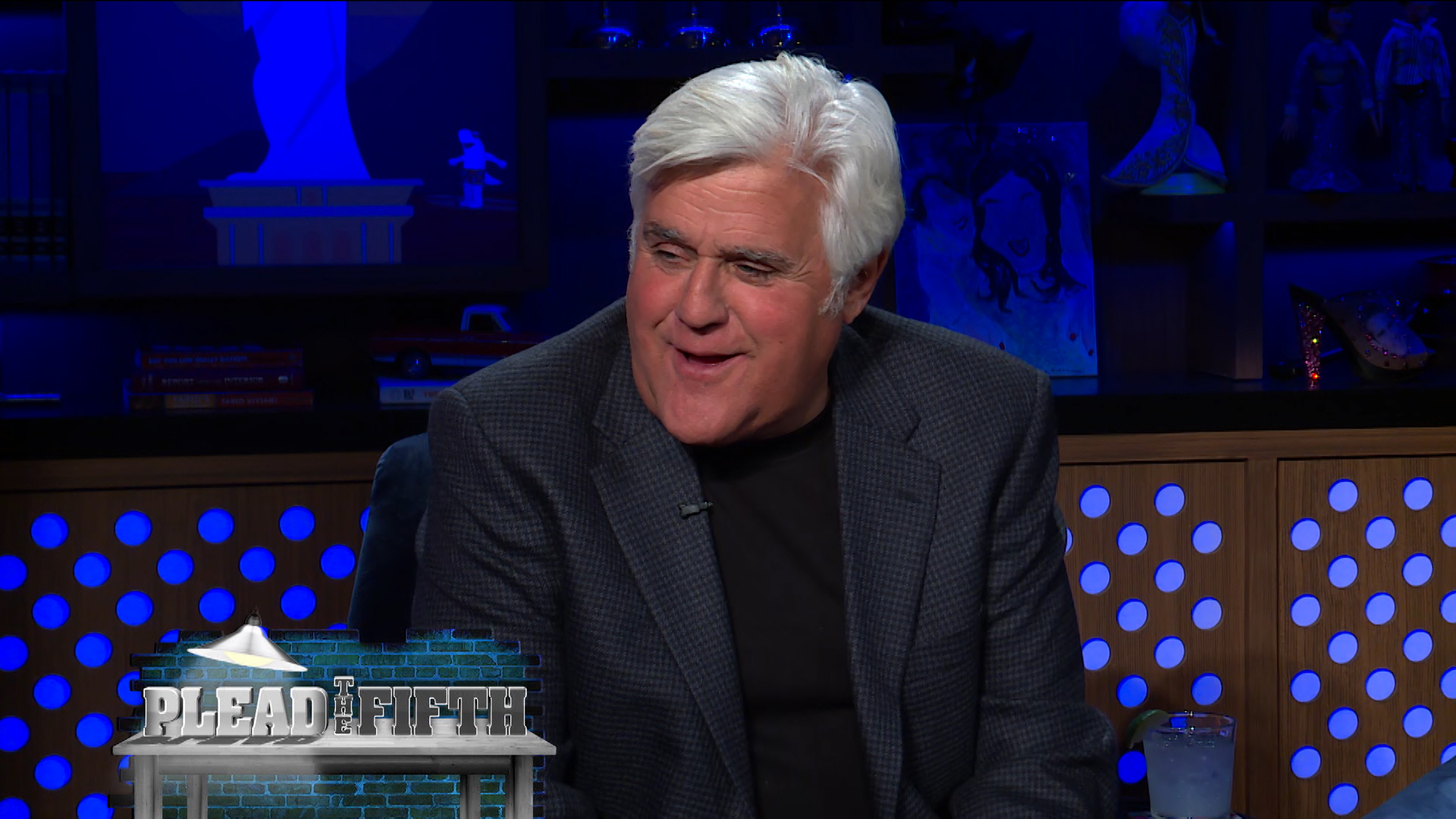 Jay Leno Talks Howard Stern, 'The Tonight Show' Shuffle