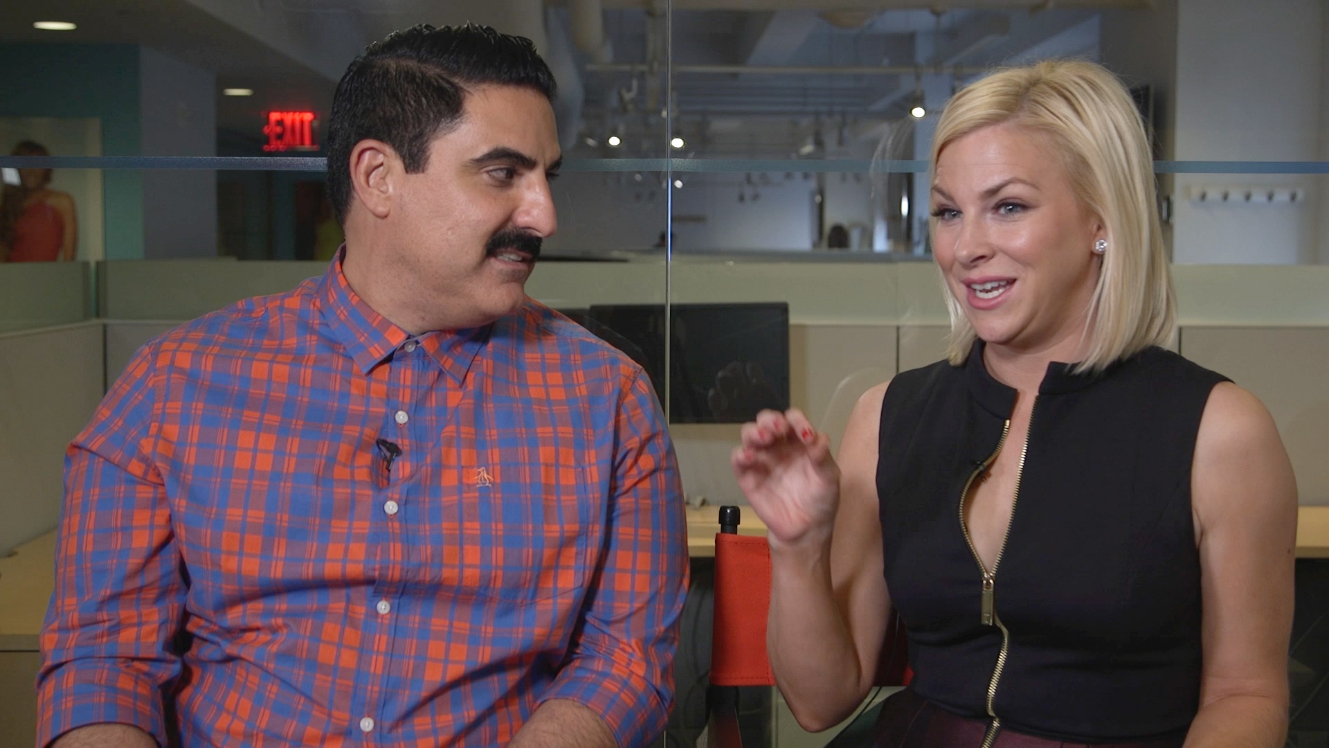 Reza Farahan and Taylor Spellman Share Which Real Housewives Have the Best Homes