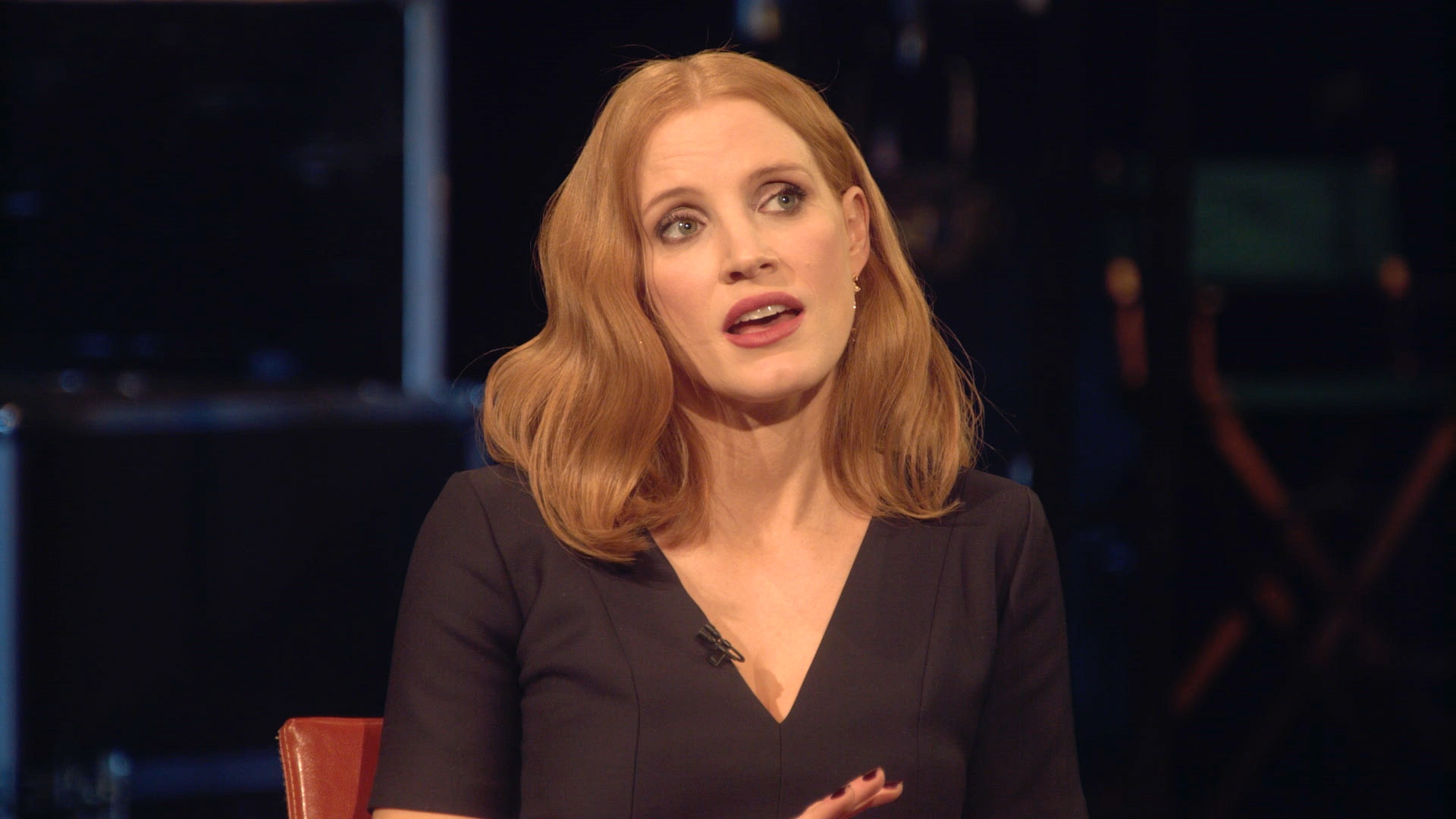 Jessica Chastain on Finally Being Heard at Juilliard