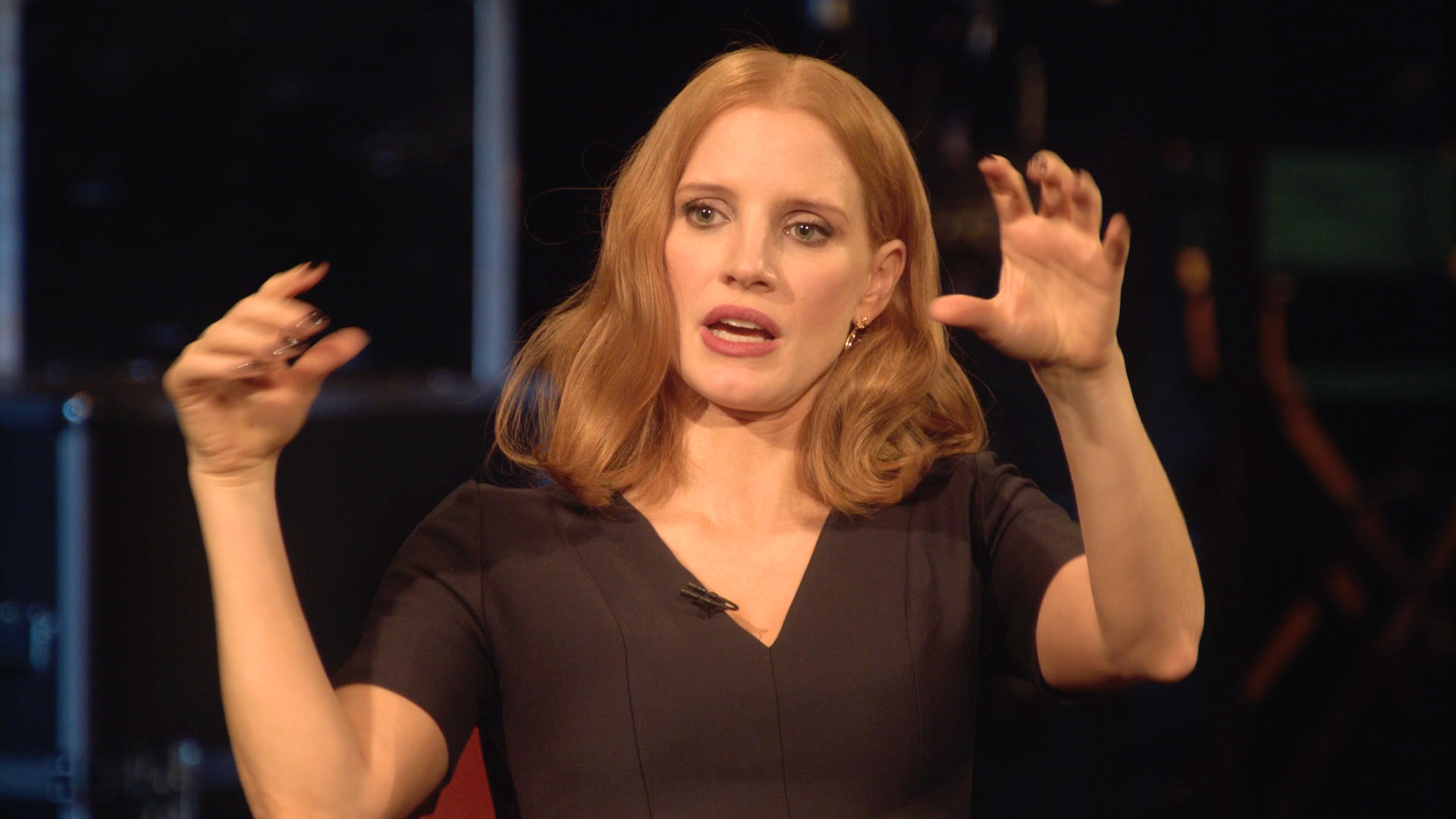 Jessica Chastain on Not Being Able to Get Close to Matt Damon