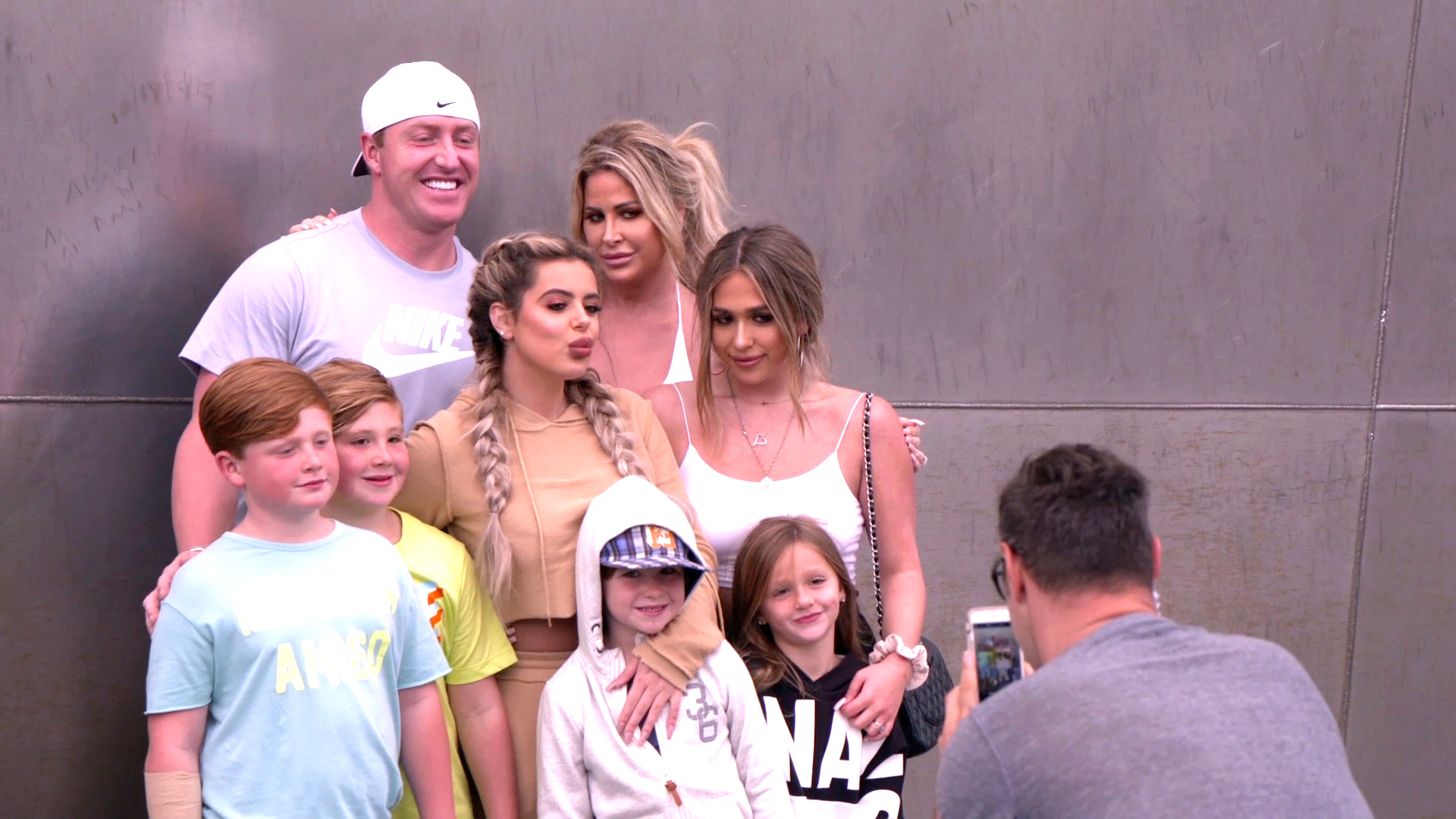 Kroy Biermann Hopes His Family Makes Lifelong Memories on This Trip