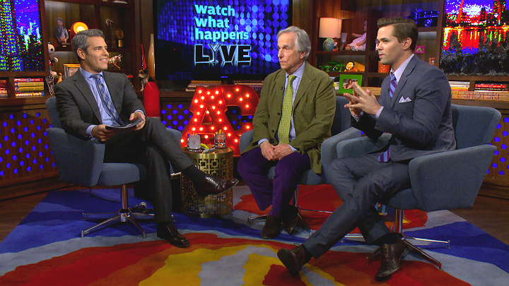 After Show: Would Andrew Guest Star on 'Glee'?
