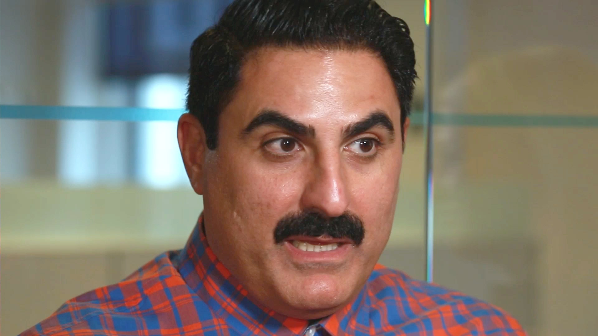 Reza Farahan Discusses the Shahs' Relationship After the Reunion