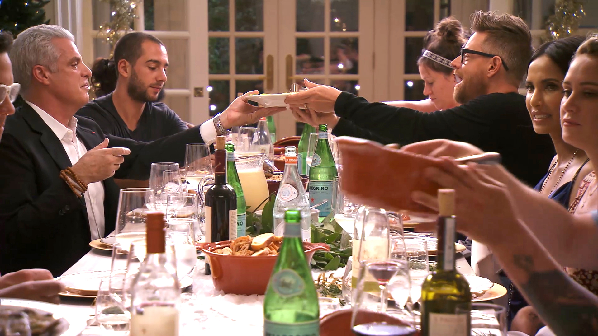 Padma Lakshmi and the Cheftestants Share Their Holiday Traditions