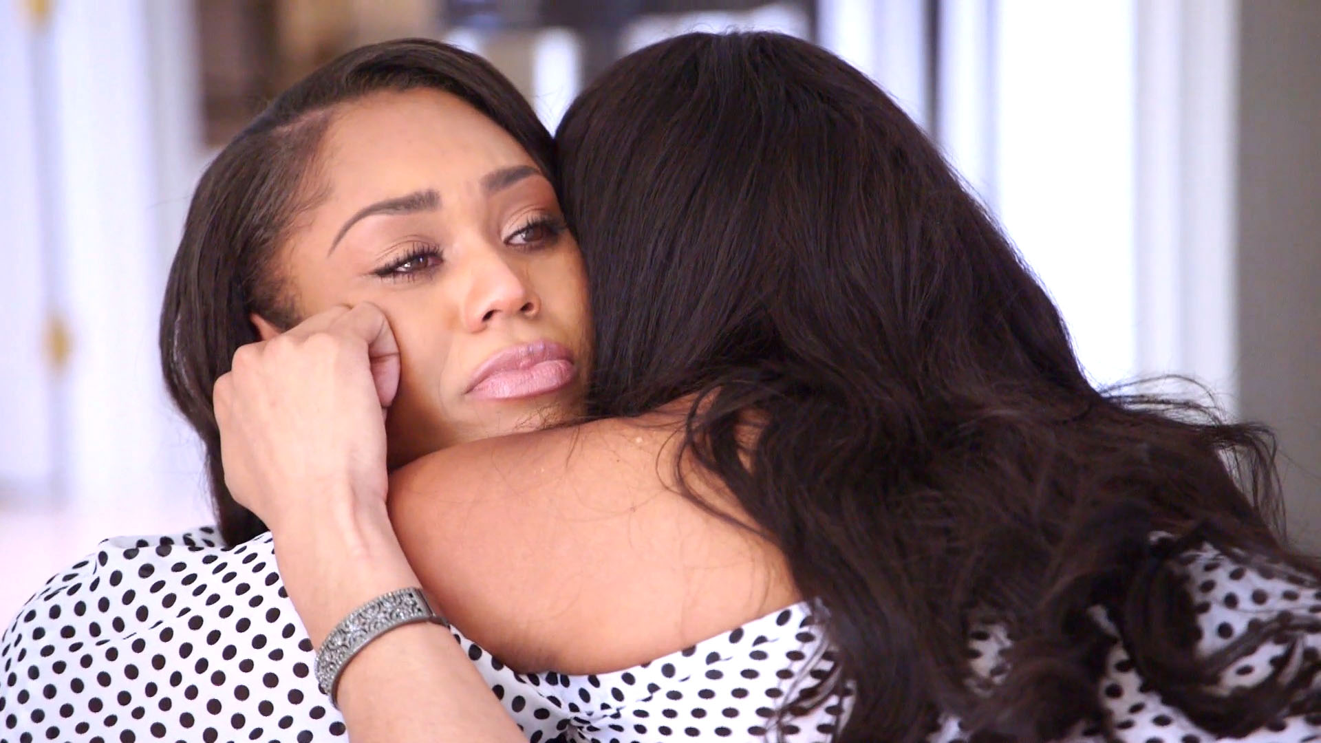 Monique Samuels Breaks Down Over Her Friendship With Charrisse Jackson Jordan