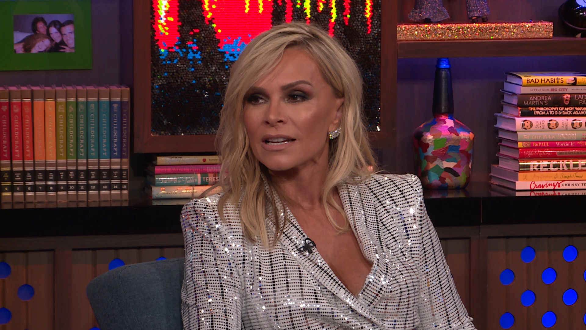 Tamra Judge Gives an Update on Eddie's Health Troubles