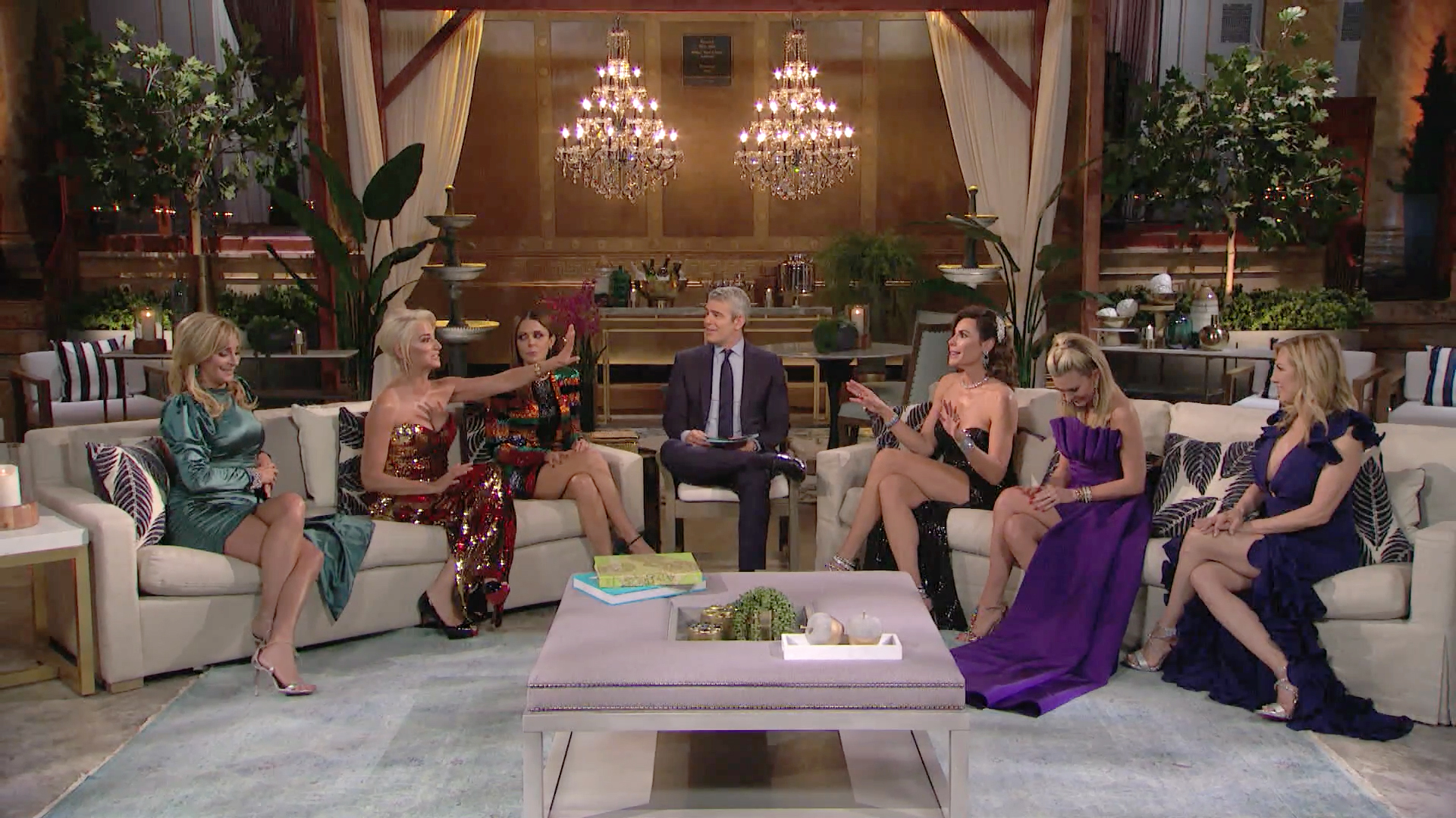 Andy Cohen Said This Was One of the Most Cringeworthy Moments in RHONY History