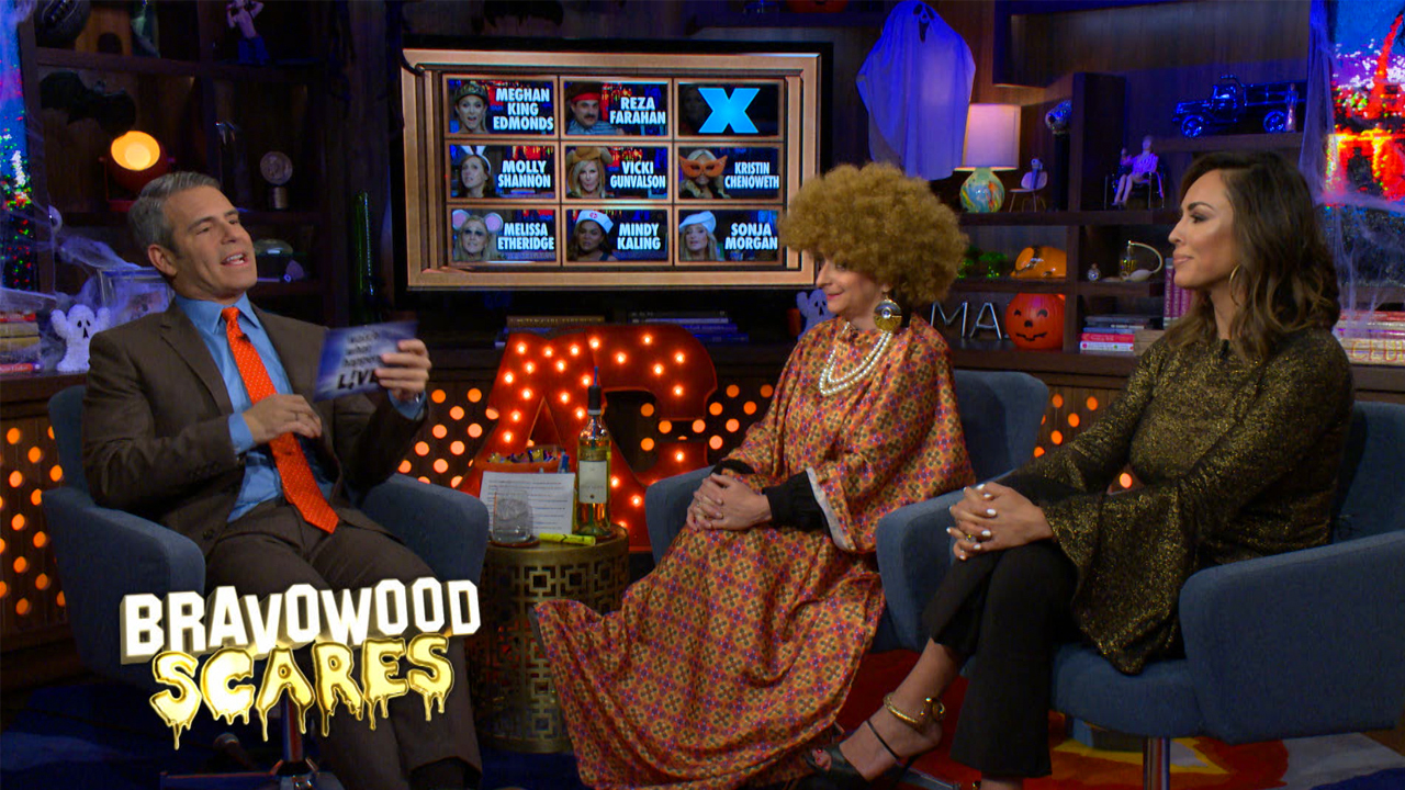 After Show: Bravowood Scares!