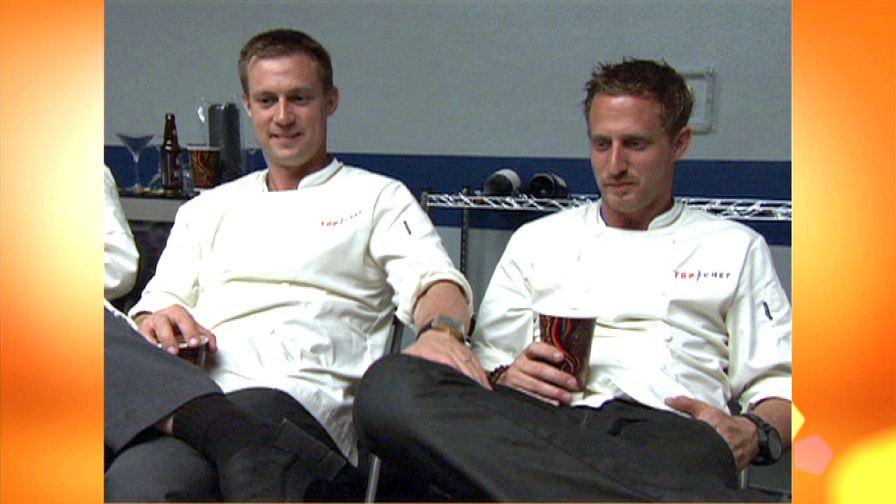 Best Couples: Bryan and Michael Voltaggio