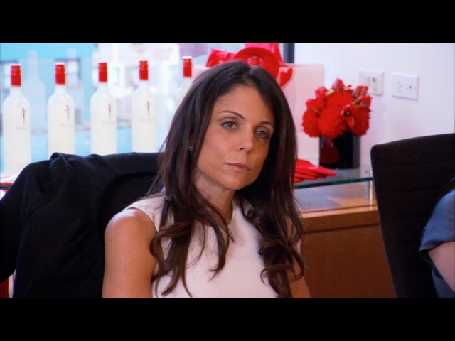 Unlucky to Have Fallen in Love with Bethenny