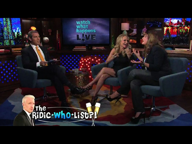 Anderson Cooper Gets Ridic-Who-List