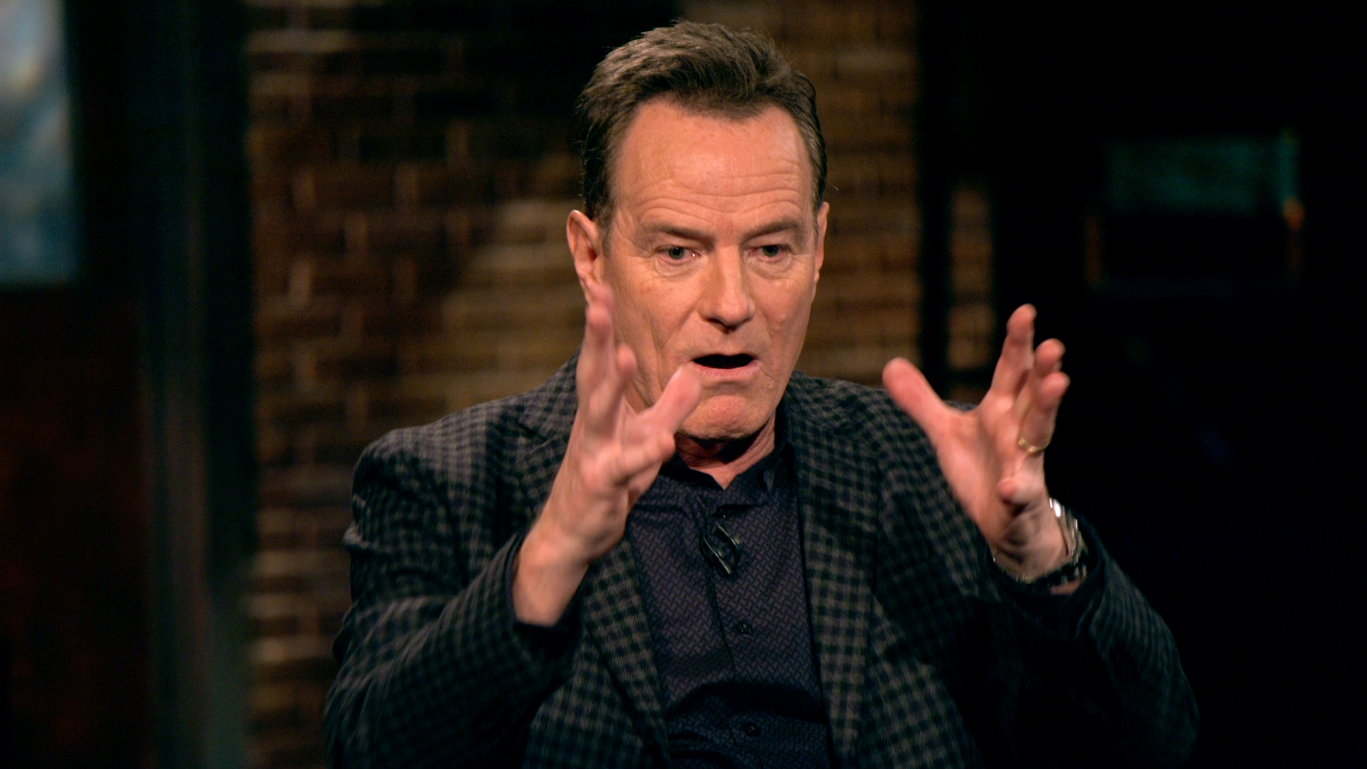 Bryan Cranston in Tears Discussing Acting as Walter White