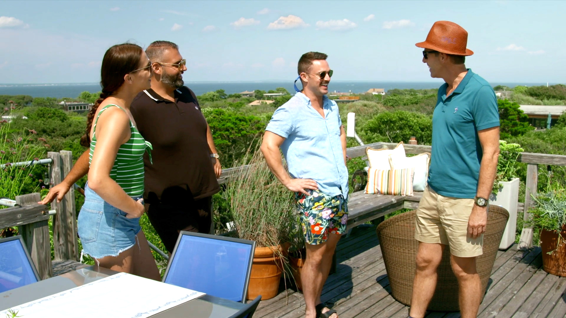 The Manscapers Create a Charming Seaside Oasis on Fire Island