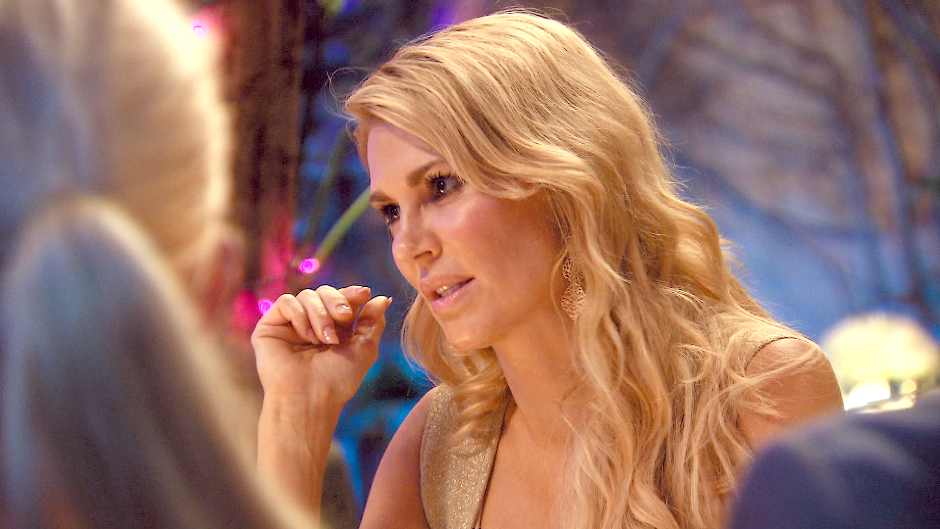 What Planet Does Brandi Glanville Live On?