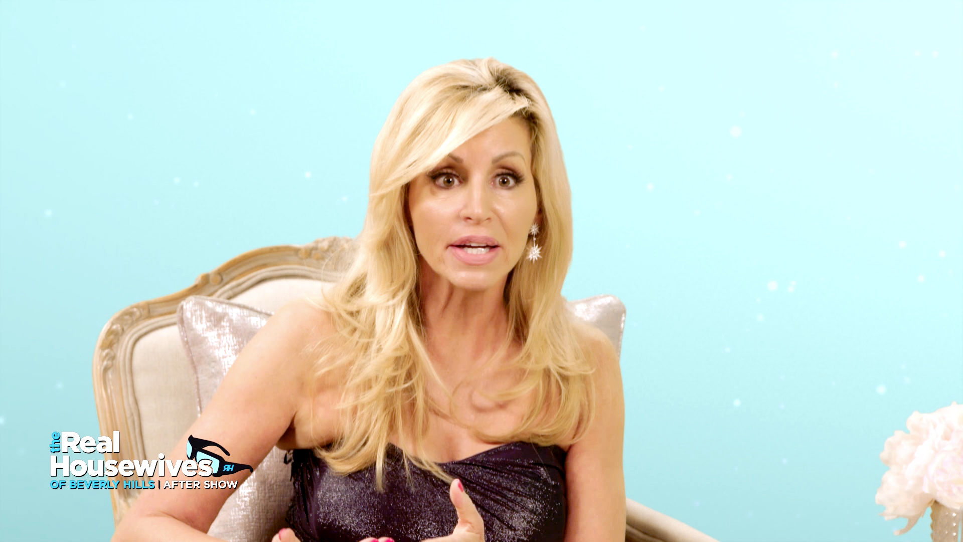 "Camille Grammer to the Real Housewives: ""Have a Heart, Girls"""