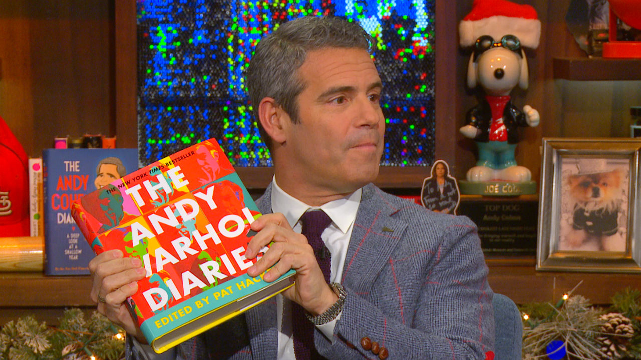 After Show: The Warhol Diaries