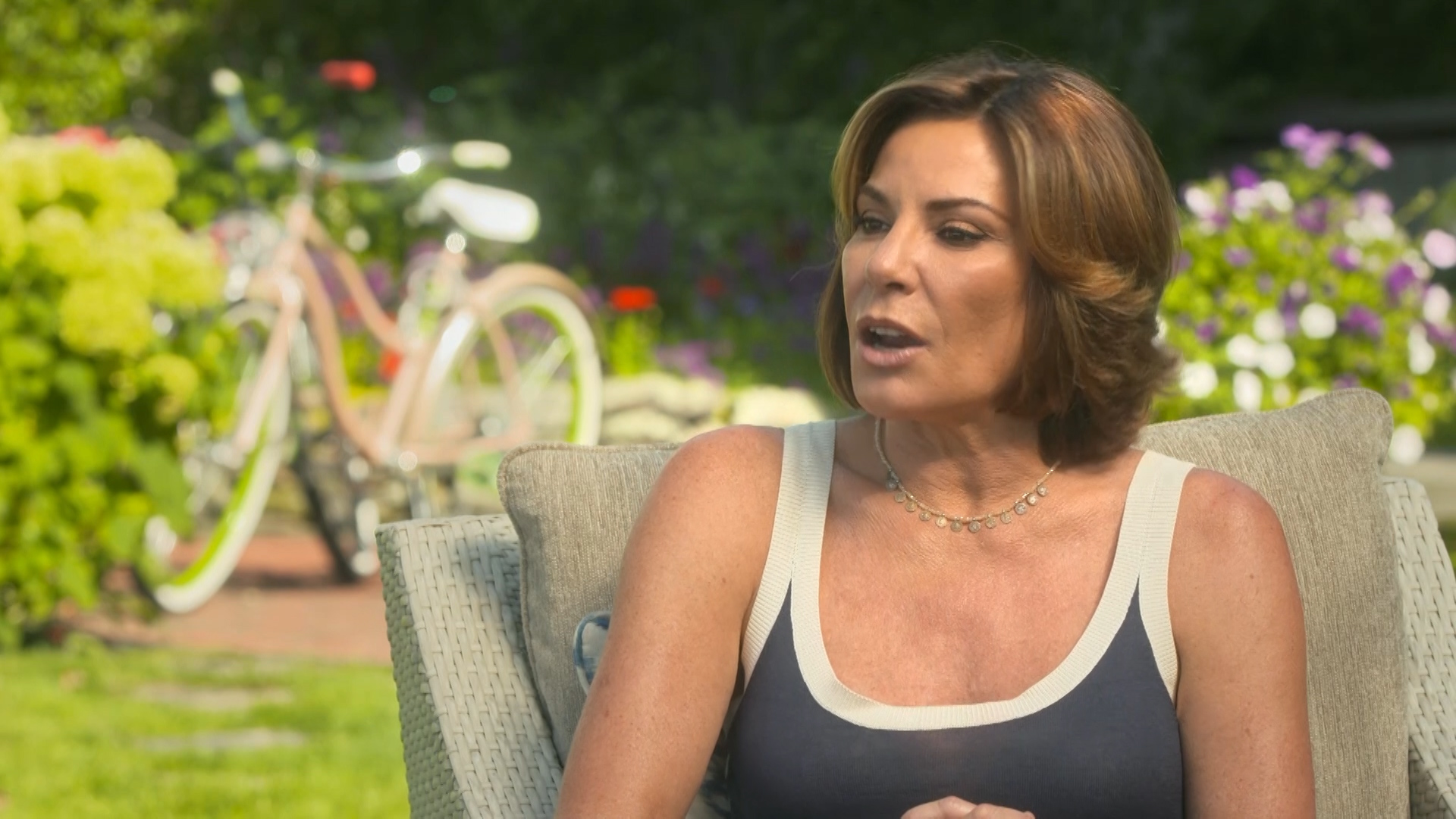 Does Luann Blame Tom for the Divorce?