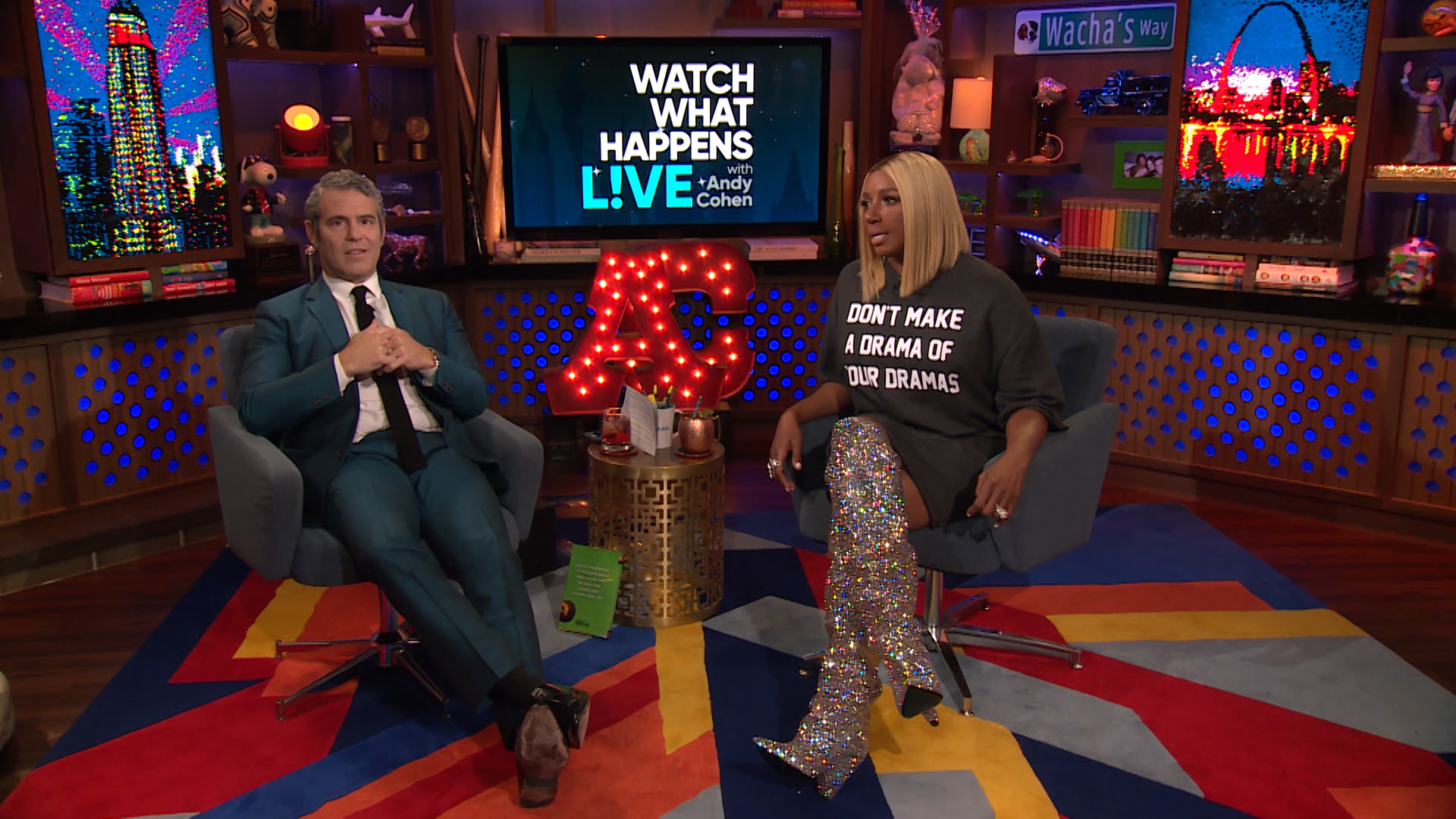 After Show: Would NeNe Return to 'Wendy Williams'?