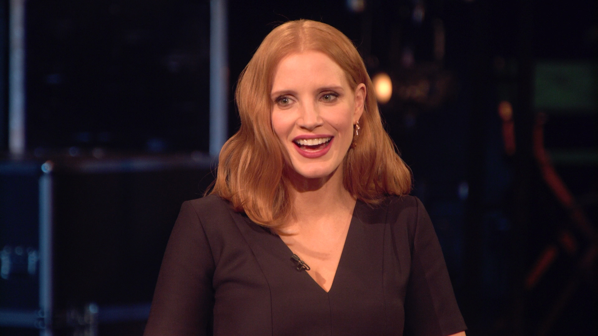 Jessica Chastain Cut Class For Shakespeare
