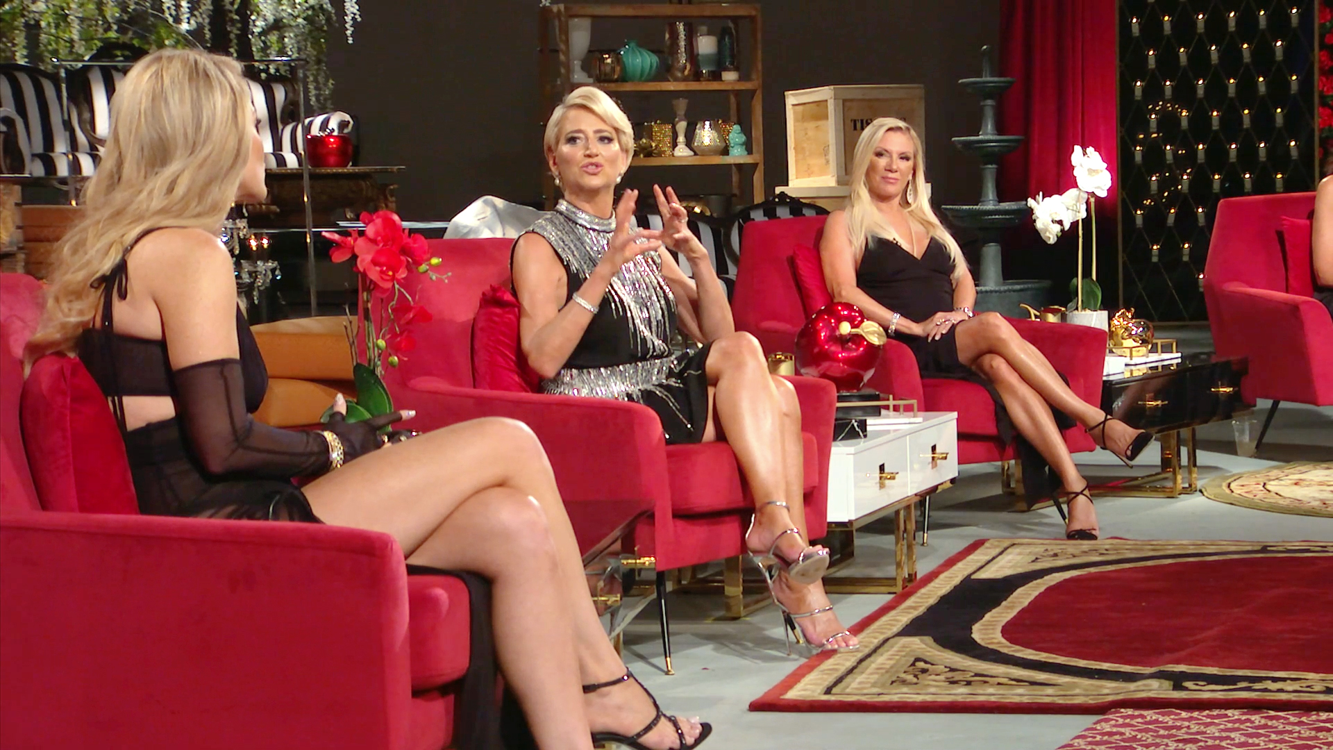 Why Did Dorinda Medley Get So Upset at the Finale Party?